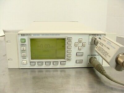 HP Agilent Keysight EPM Series E4418A Single-Channel RF Power Meter - No Head