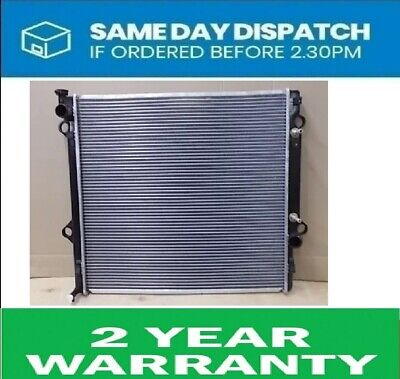 Toyota Landcruiser  3.0 D4D 2003-2009 Auto/ Manual Radiator