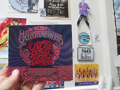 Quicksilver Messenger Service - Live at the Old Mill Tavern 1970 CD James Cotton