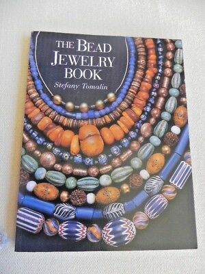 The Beaded Jewellery Book - soft cover