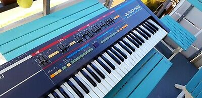 Roland Juno 106 Analog Polyphon Vintage Retro Synthesizer | Keyboard | Rare