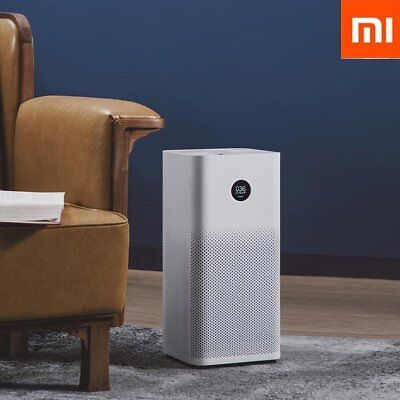 Original Xiaomi Smart Air Purifier 2S OLED Mi Home APP Control Air Cleaner GN