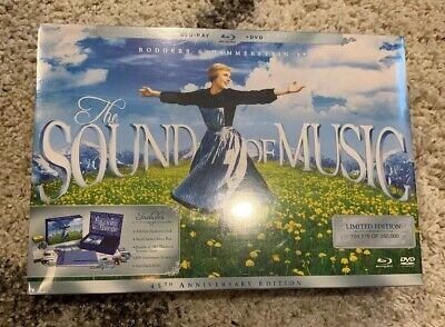 The Sound Of Music Bluray Limited Edition