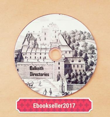 on disc genealogy /& history and directories 80 in pdf ebooks Greenock history