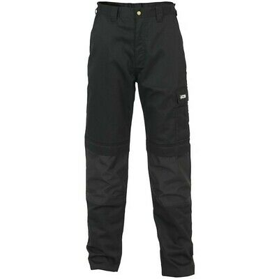 JCB Max Trousers - Black - 42in. Waist (Regular) D-WGB/42