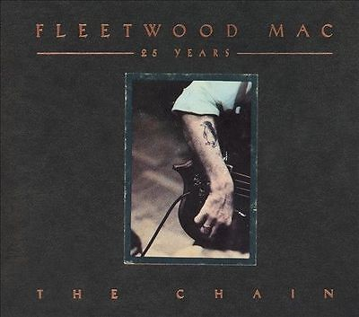 FLEETWOOD MAC - 25 Years:The Chain (4CD Box 1992 Warner) MINT, EXCELLENT, RARE