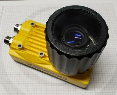 Cognex InSight IS 5410 Vision Cam + Lens