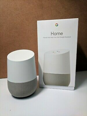 Google Home Smart Assistant - White Slate, Australian version