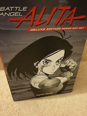 Alita Battle Angel Merchandise Bundle