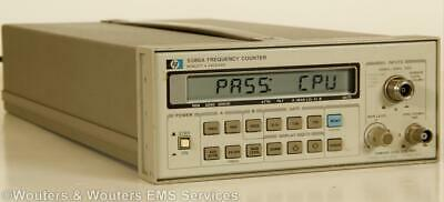 HP 5386A 3GHz Frequency Counter