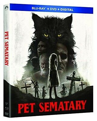 Pet Sematary Blu-ray Only, Please read