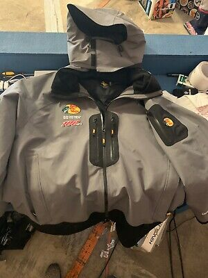 605fee291190e BASS PRO SHOPS 100 MPH WINDSTOPPER Insulated Liner Jacket for Men ...