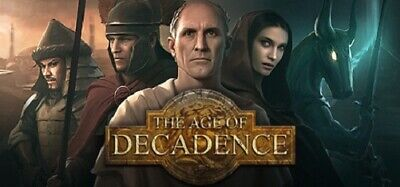 The Age of Decadence - STEAM KEY - Code - Download - Digital - PC