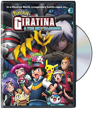 Pokemon The Movie: Giratina...-Pokemon The Movie: Giratina  (Us Import) Dvd New