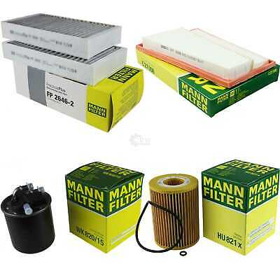 Mann-Filter Inspection Set Mercedes-Benz Classe Gl X164 Gl 320 CDI