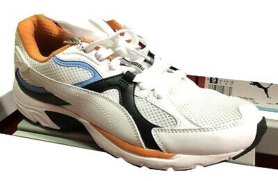 PUMA AXIS MEN'S Sneakers Shoes White 368465 02 £40.53