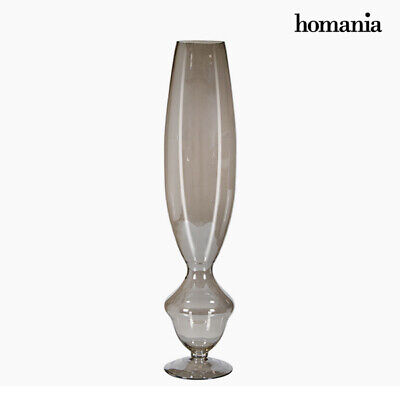 Vase (20 x 20 x 90 cm) - Collection Pure Crystal Deco by Homania