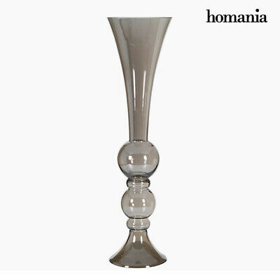 Vase (21 x 21 x 88 cm) - Collection Pure Crystal Deco by Homania