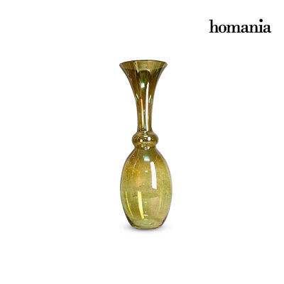 Vase (20 x 20 x 67 cm) - Collection Pure Crystal Deco by Homania