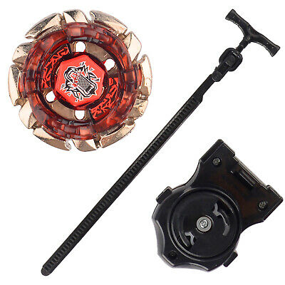 Dark Wolf DF145FS Metal Fusion 4D BB-29 With LL2 Launcher and Rip Cord Beyblade