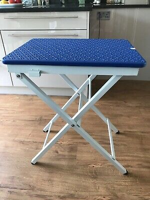 DOG GROOMING SHOW TABLE SMALL SIZE 60x45x73cm