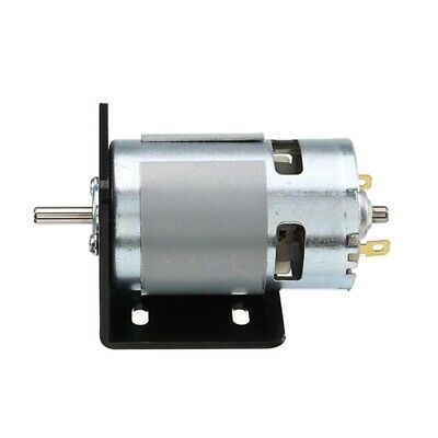 775 Motor With Mounting Bracket Dc 12V 10000Rpm Motor Double Ball Bearings X1I9