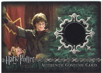 Harry Potter Goblet of Fire Costume Card Incentive C1a Daniel Radcliffe 332/374