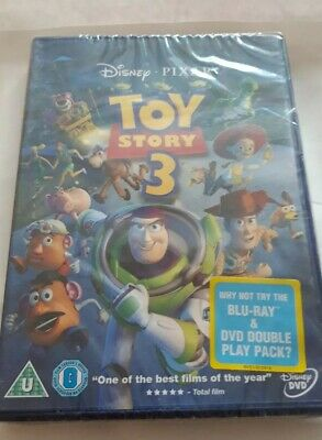 Disneys Toy Story 3 Brand New Sealed Dvd ☆☆☆