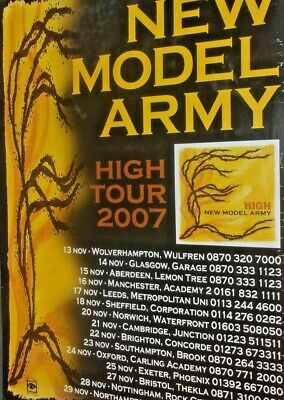 Original Uk  Concert Posters From Manchester Academy  Collectors Items