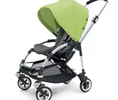 Bugaboo bee special edition sun canopy - Light Green
