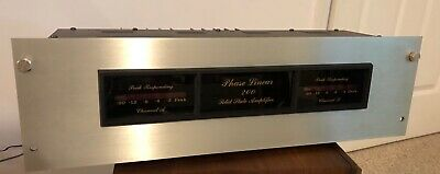 Vintage Phase Linear 200 Amplifier  Amp