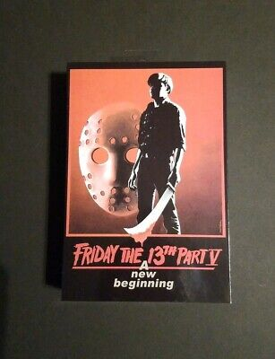 """NECA - Friday the 13th - A New Beginning - Jason - 7"""" Scale Action Figure"""