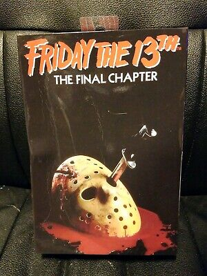 "NECA - Friday the 13th - The Final Chapter - Jason - 7"" Scale Action Figure"