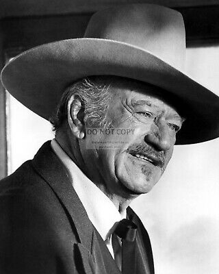 "John Wayne In The 1976 Film ""The Shootist"" - 8X10 Publicity Photo (Sp183)"