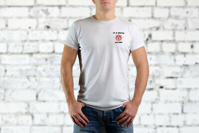Hampshire Fire and Rescue Personalised T Shirt