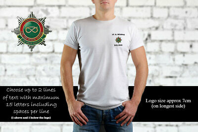 Staffordshire Fire and Rescue Personalised T Shirt