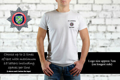 Lincolnshire Fire and Rescue Personalised T Shirt