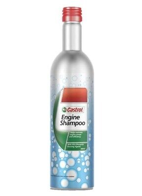 Castrol Engine Shampoo in gasoline and diesel engines 300ml