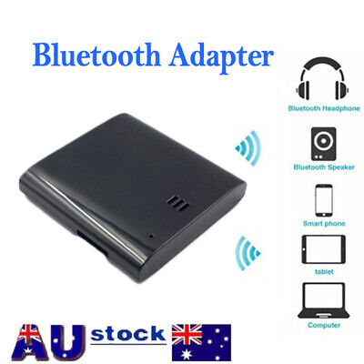 Bluetooth A2DP Music Receiver Audio Adapter PC iPod iPhone 30Pin Dock Speaker AU