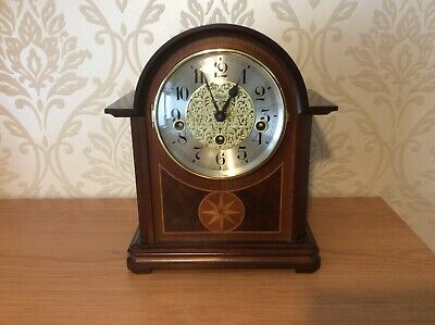 Hermle Mantel Clock Clearbrook Westminster Chimes RRP £795