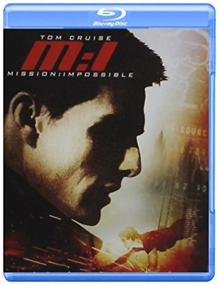 CRUISE,TOM-Mission: Impossible Blu-Ray NEUF