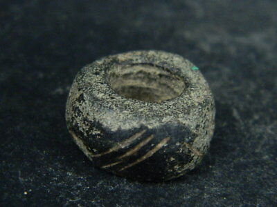 Ancient Stone Bead/Spindle Whorl Gandharan/Gandhara 100 AD #STN847