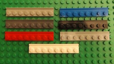 LEGO Plate 1X8 with Slide Door Rail NEW 4510 choose colour and quantity