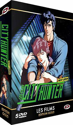 City Hunter (Nicky Larson) - Intégrale Films & OAVs - Edition Gold Livret)