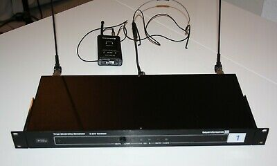 Beyerdynamic True Diversity Receiver S 350 System TOP Zustand