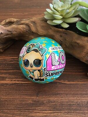 LOL SURPRISE Supreme Pet Lucky Luxe Bling Pony LIMITED EDITION Target Exclusive
