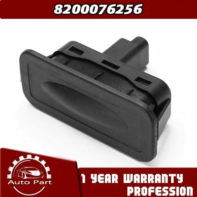 Tailgate Boot Release Switch Button For Renault Clio Megane Scenic 8200076256 W&