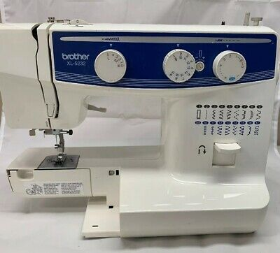 BROTHER XL-5232 Sewing Machine Only NO CORD CASE OR ACCESSORIES