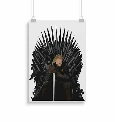 Game Of Thrones For The Throne Arya Stark Poster 12x18 Inch