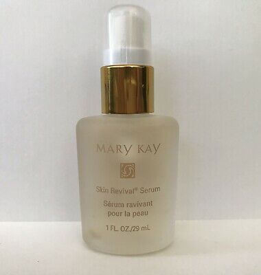 Vintage/Retired Mary Kay Skin Revival Serum 1 FL. OZ. Rare New Old Stock Pump